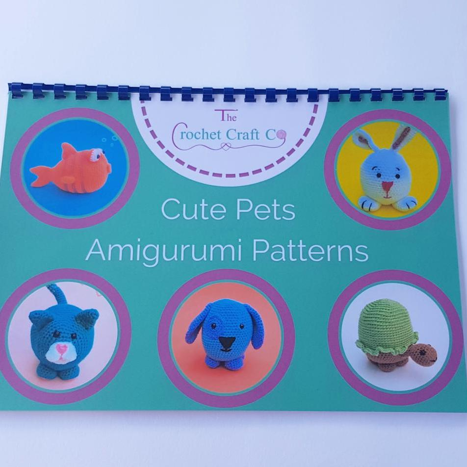 Crochet Cute Critters: 26 Easy Amigurumi Patterns Book Review ... | 952x952
